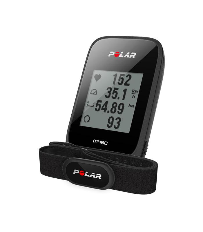 Велокомпьютер с GPS Polar M460