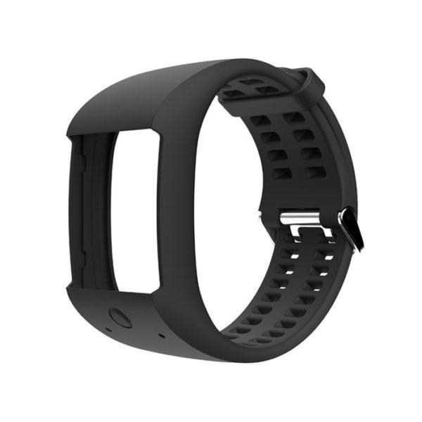 Сменный браслет Polar M600, цвет: черный