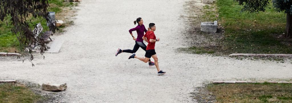 Начните бегать с Polar Running Program