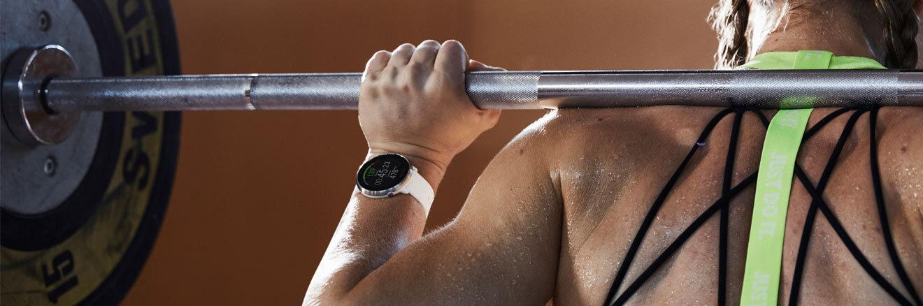 Новые фитнес-часы Polar Ignite