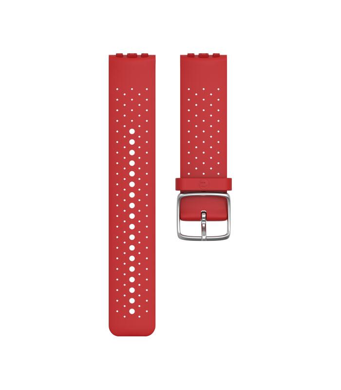 Сменный браслет для часов Polar Vantage M, цвет: красный